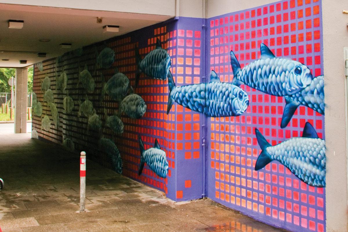 Wandgestalten.de   graffiti auftrag, wandgestaltung aus hamburg ...